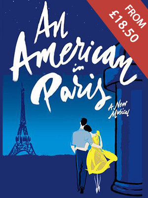 An American in Paris at Dominion Theatre