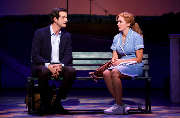 Waitress, Plaza Theatre, El Paso