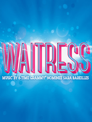 Waitress at San Diego Civic Theatre