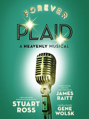 Forever Plaid at Drury Lane Theatre Oakbrook Terrace