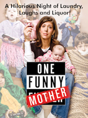One Funny Mother Poster