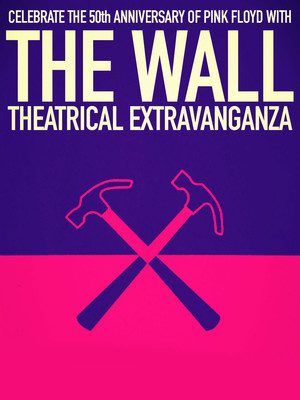 The Wall Theatrical Extravaganza Celebrating the 50th Anniversary of Pink Floyd, Lupos Heart Break Hotel, Providence