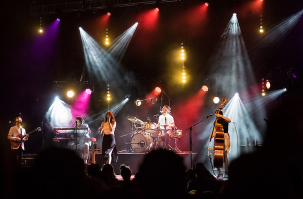 Lake Street Dive, Durham Performing Arts Center, Durham