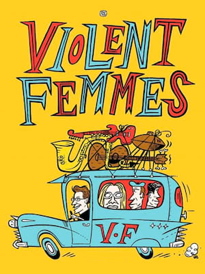 Violent Femmes at The Sylvee