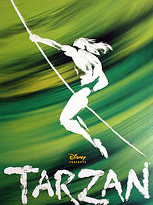 Tarzan The Musical, Byham Theater, Pittsburgh