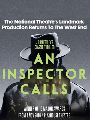 An Inspector Calls at Playhouse Theatre