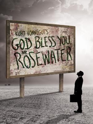 Kurt Vonnegut's God Bless You Mr. Rosewater Poster