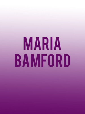 Maria Bamford at Palace of Fine Arts