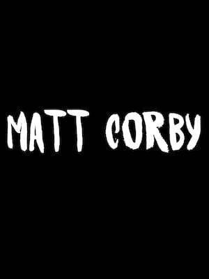 Matt Corby at Park West