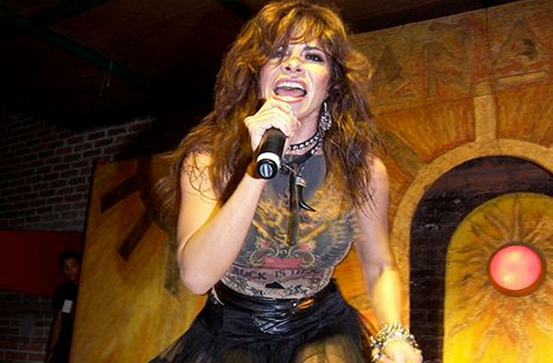 Gloria Trevi coming to Fresno!