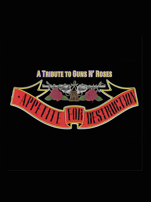 Appetite For Destruction The Ultimate Tribute to Guns N Roses, Amos Southend, Charlotte