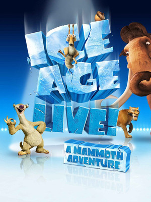 Ice Age On Ice, CenturyLink Center, Omaha