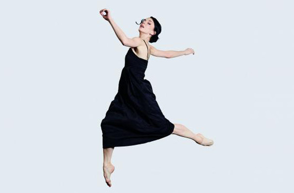Natalia Osipova, New York City Center Mainstage, New York