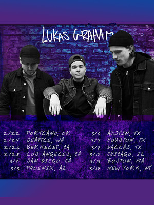 Lukas Graham, House of Blues, Dallas