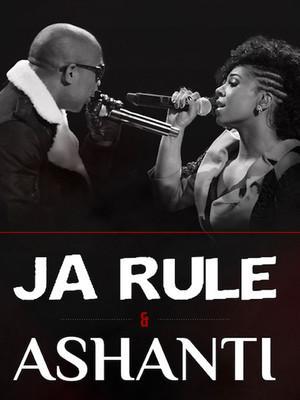 Ja Rule Ashanti, Kings Theatre, Brooklyn