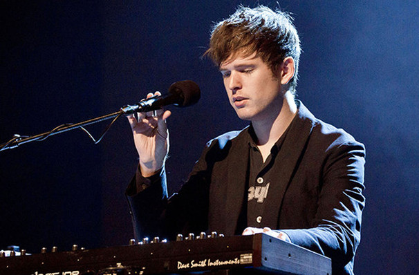 James Blake, Theatre Olympia, Montreal
