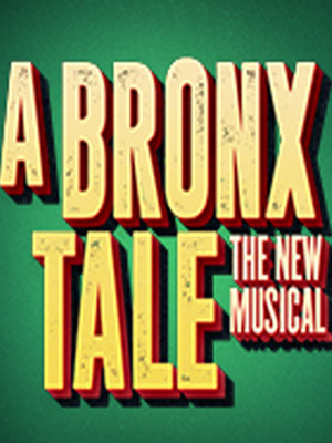 A Bronx Tale at Longacre Theater