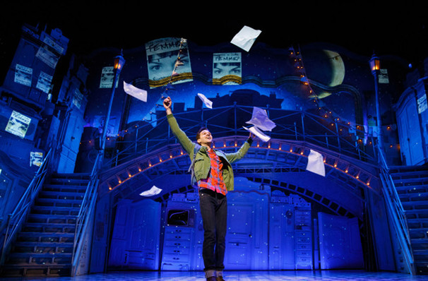 amelie a new musical ahmanson theater los angeles ca tickets information reviews. Black Bedroom Furniture Sets. Home Design Ideas