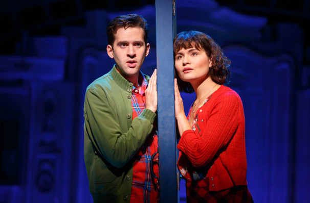 Amelie A New Musical, Ahmanson Theater, Los Angeles