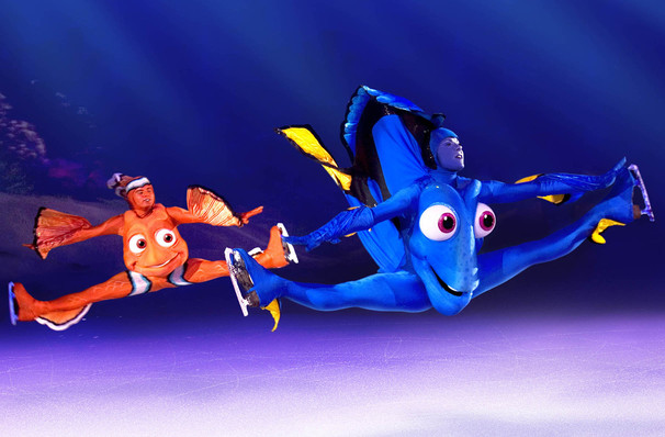 Disney on Ice Follow Your Heart, Vivint Smart Home Arena, Salt Lake City