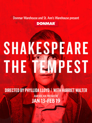 The Tempest at St Anns Warehouse