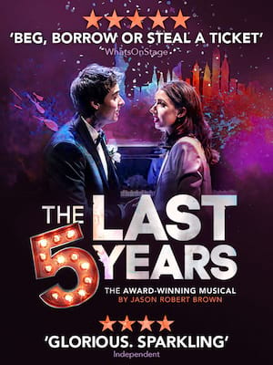 The Last Five Years at Garrick Theatre