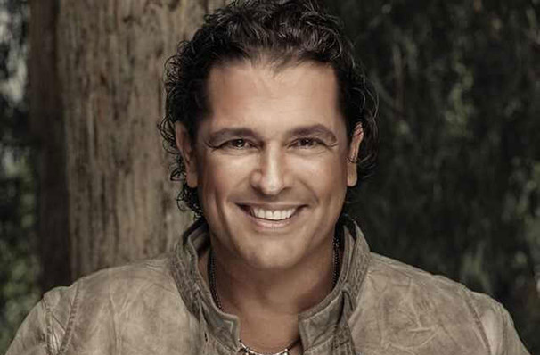 Carlos Vives, Wang Theater, Boston
