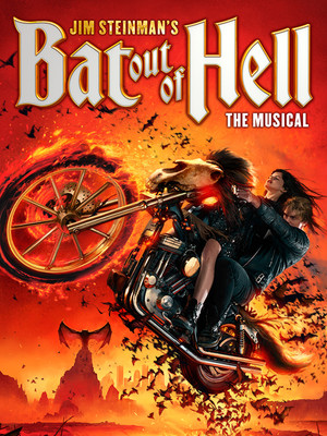 Bat Out of Hell at London Coliseum