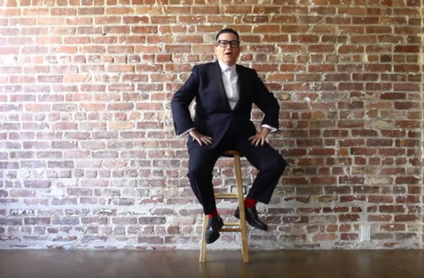 Lea DeLaria, Wilbur Theater, Boston
