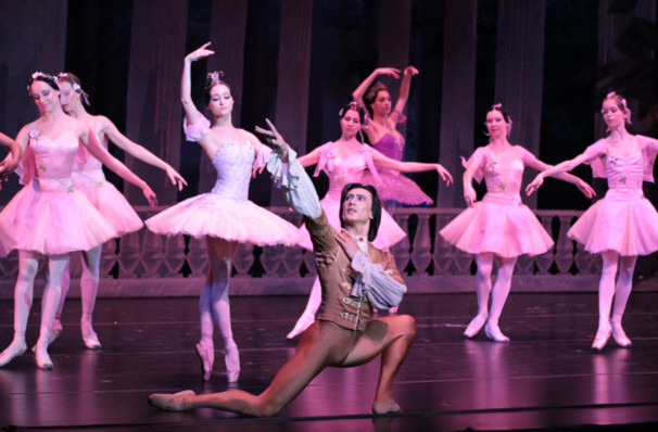 Russian National Ballet The Sleeping Beauty, Wagner Noel Performing Arts Center, Midland