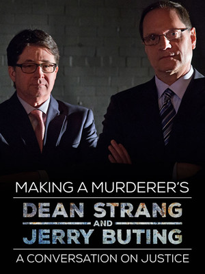 A Conversation on Making a Murderer Poster