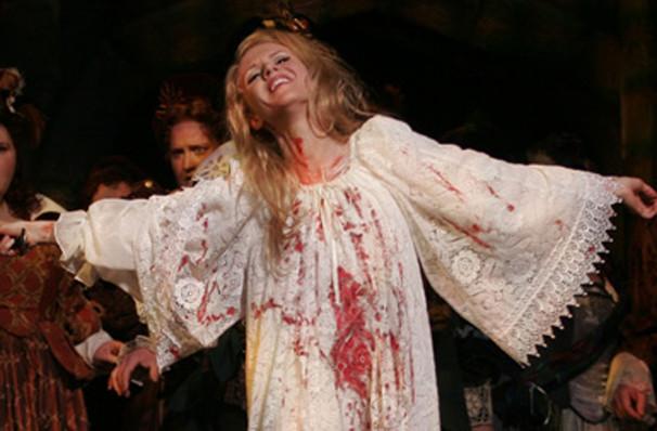 Utah Opera Donizettis Lucia di Lammermoor, Capitol Theatre, Salt Lake City