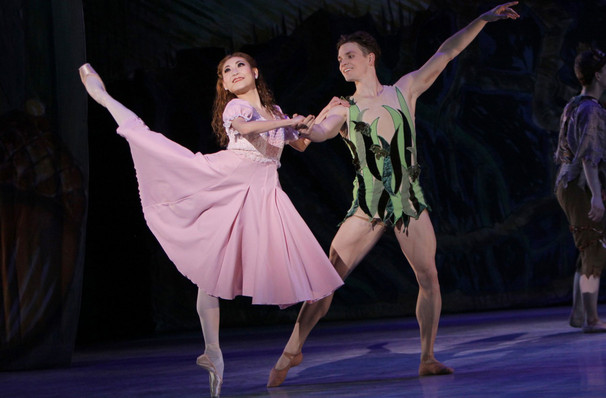 California Ballet Company Peter Pan, San Diego Civic Theatre, San Diego