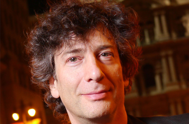 Neil Gaiman dates for your diary