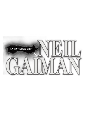 Neil Gaiman at Orpheum Theatre