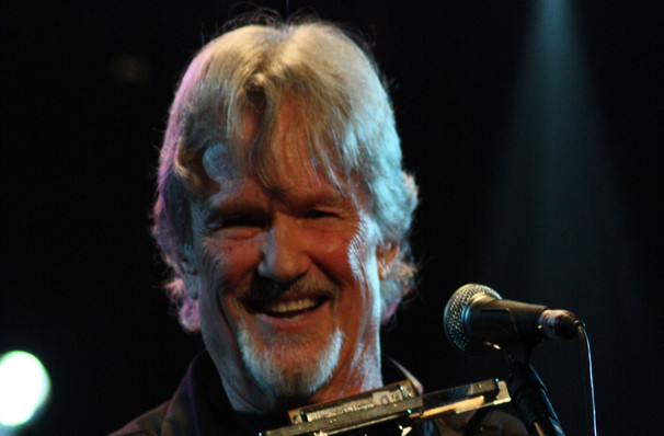 Kris Kristofferson, Harrison Opera House, Norfolk