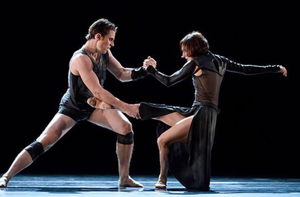 San Francisco Ballet Fusion Pita Fearful Symmetries, War Memorial Opera House, San Francisco