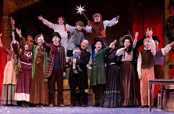 Charles Dickens A Christmas Carol, Walnut Street Theatre, Philadelphia
