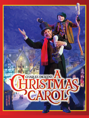 Charles Dickens' A Christmas Carol Poster
