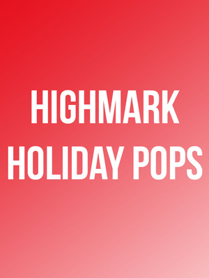 Highmark Holiday Pops, Heinz Hall, Pittsburgh
