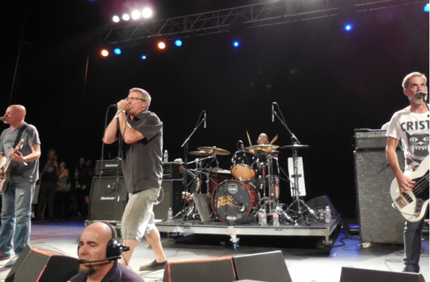Descendents, The National, Richmond