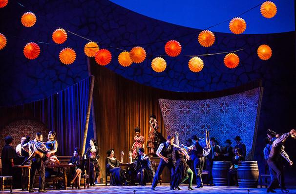 Lyric Opera of Chicago Carmen, Civic Opera House, Chicago