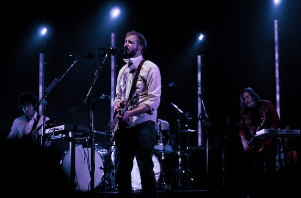 Bon Iver, The National, Richmond
