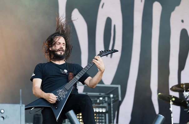 Dates announced for Gojira