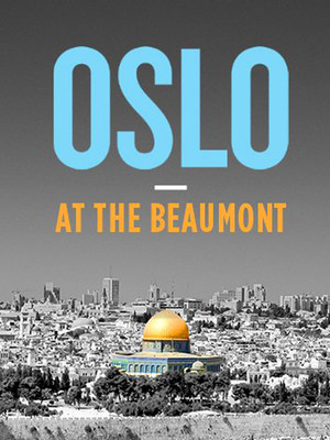Oslo at Vivian Beaumont Theater