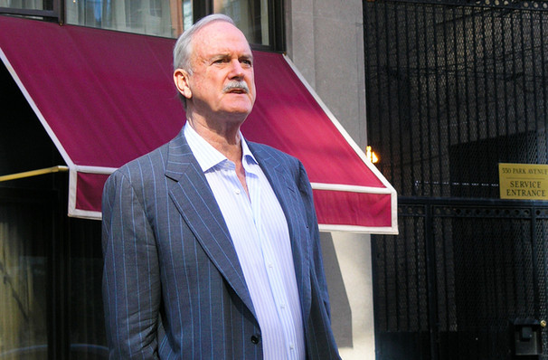 John Cleese, Atwood Concert Hall, Anchorage