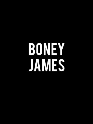 Boney James at Byham Theater