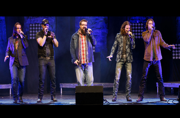 Home Free A Country Christmas, Grand Theatre, Appleton