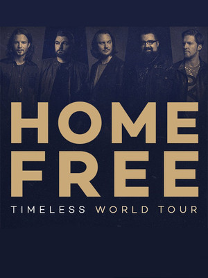 Home Free A Country Christmas, Cannon Center For The Performing Arts, Memphis