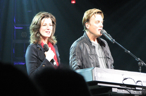 Amy Grant Michael W Smith, Bellco Theatre, Denver